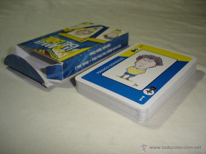 Barajas de cartas: BARAJA CARTAS, NAIPES COMAS - LA BARAJA DEL CADIZ CLUB DE FUTBOL - 40 NAIPES - Foto 4 - 49742572