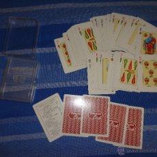 Barajas de cartas: BARAJA PUBLICITARIA GALERIAS CLUB, FABRICADA POR FOURNIER, 111-1. Lote 49742970