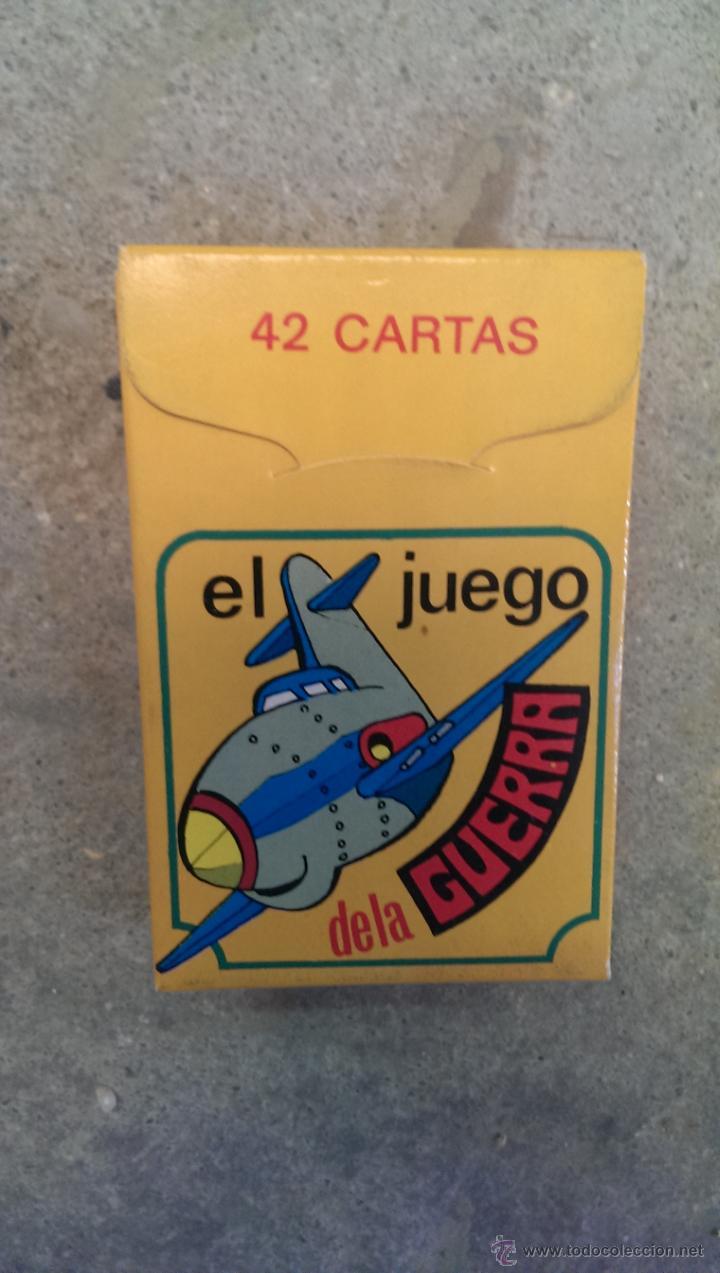CARTAS EL JUEGO DE LA GUERRA (Juguetes y Juegos - Cartas y Naipes - Barajas Infantiles)