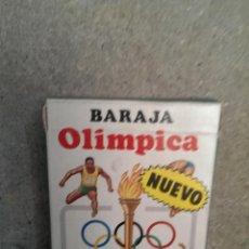 Barajas de cartas: CARTAS BARAJA OLIMPICA. Lote 49845154