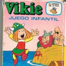 Barajas de cartas - BARAJA DE CARTAS DE VIKIE EL VIKINGO, AÑOS 70 - 49867703