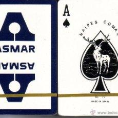 Barajas de cartas: ASMAR BLANCA - BARAJA DE POKER. Lote 50069956