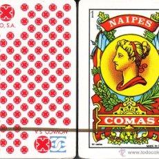 Barajas de cartas: MOVACO - BARAJA ESPAÑOLA 50 CARTAS. Lote 50105999