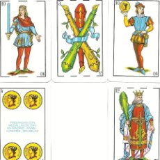Barajas de cartas: BARAJA ESPAÑOLA 40 CARTAS - DORSO BLANCO. Lote 50219089