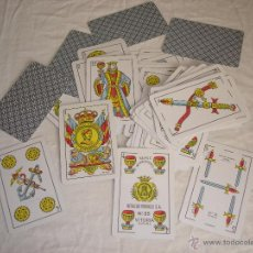 Barajas de cartas: BARAJA CARTAS, HERACLIO FOURNIER - Nº35. 40 NAIPES. Lote 50481613