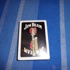 Barajas de cartas: BARAJA PUBLICITARIA JIM BEAM, A ESTRENAR !!!. 111-1. Lote 50537278