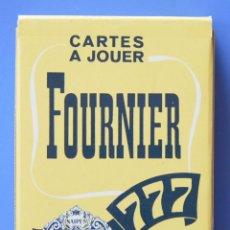 Jeux de cartes: BARAJA DE CARTAS - FOURNIER 777 - 54 CARTAS - SIN PRECINTO PERO NUEVA. Lote 147033445