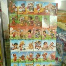 Barajas de cartas: BARAJA INFANTIL FAMILIAS 7 PAISES. Lote 50675704