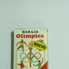 Barajas de cartas: BARAJA INFANTIL OLIMPICA DE FOURNIER. Lote 50675732