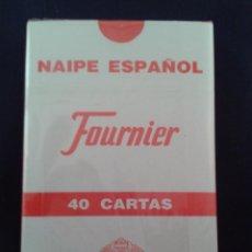 Barajas de cartas: BARAJA CARTAS NAIPE ESPAÑOL HERACLIO FOURNIER PRECINTADA R317. Lote 50745616