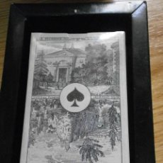 Barajas de cartas: BARAJA DE CARTAS IMPERIAL FRANCIA SIGLO XIX 1860 BARAJACARTAS-87. Lote 136684569