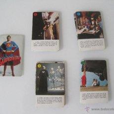 Barajas de cartas: BARAJA FOURNIER SUPERMAN ( INCOMPLETA). Lote 50888240