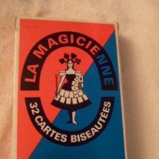 Barajas de cartas: BARAJA DE CARTAS GRIMAUD LA MAGICIENNE . Lote 50922238