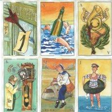 Barajas de cartas: BARAJA ESPAÑOLA DE FILATELIA / POST IN THE WORLD-AÑO 2002. Lote 50964807
