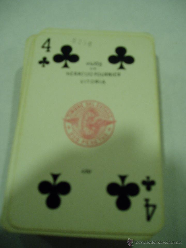 Barajas de cartas: BARAJA DE HIJOS DE HERACLIO FOURNIER.DE VITORIA - Foto 2 - 51013774