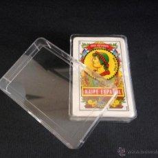 Barajas de cartas: BARAJA DE CARTAS MAS REYNALS. PRECINTADA Y CON CAJA DE PLÁSTICO. Lote 51133029