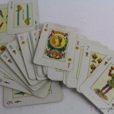 Barajas de cartas: CA-10 BARAJA ESPAÑOLA NAIPES COMAS Nº6 COMPLETA 52 CARTAS. Lote 51158310