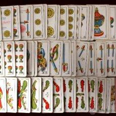 Barajas de cartas: ANTIGUA BARAJA DE HERACLIO FOURNIER S.A Nº 32 CLASE OPACA. AÑO 1958. Lote 51245330