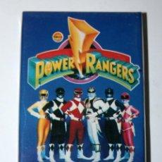 Barajas de cartas: BARAJA DE CARTAS FOURNIER POWER RANGER AÑO 1995 NUEVA Y SELLADA BANDAI RANGERS. Lote 51354177