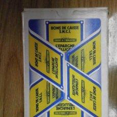 Barajas de cartas - BARAJA DE CARTAS DE POKER CON PUBLICIDAD BONS DE CAISE BARAJACARTAS-111 - 51541130