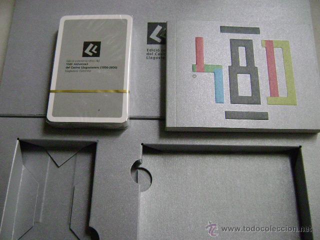 Barajas de cartas: JOC DE CARTES 48 DISSENYS .N-113 - Foto 4 - 51633014