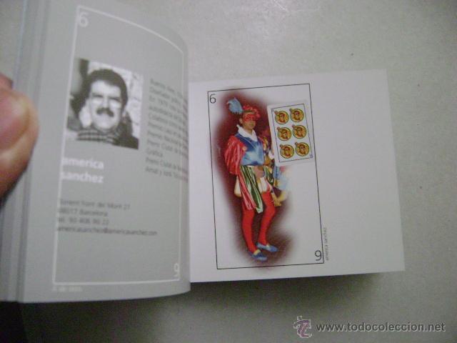 Barajas de cartas: JOC DE CARTES 48 DISSENYS .N-113 - Foto 6 - 51633014