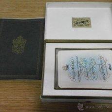 Barajas de cartas: BARAJA DE CARTAS DE POKER HISTORICAL PLAYING CARD BARAJACARTAS-131. Lote 51645201