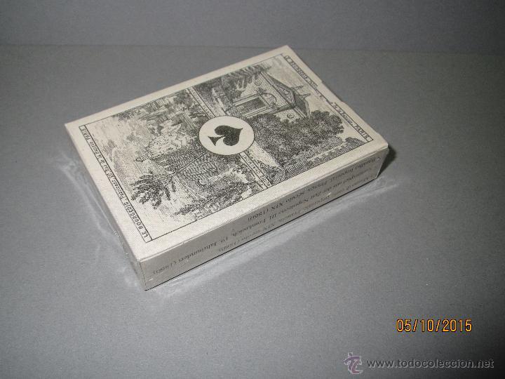 BARAJA DE NAIPES COLECCIÓN FOURNIER - BARAJA IMPERIAL FRANCIA SIGLO XIX 1860 DEL AÑO 2004 (Juguetes y Juegos - Cartas y Naipes - Baraja Española)