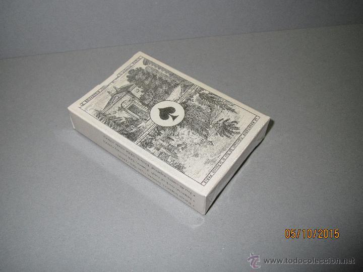 Barajas de cartas: Baraja de Naipes Colección FOURNIER - BARAJA IMPERIAL Francia Siglo XIX 1860 del Año 2004 - Foto 2 - 51655565