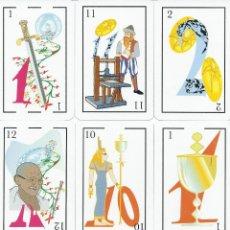 Barajas de cartas: BARAJA ESPAÑOLA DE KIMA-ASESCOIN-AGOTADA-AÑO 2000.-. Lote 137850969