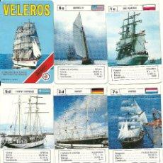 Jeux de cartes: VELEROS. Lote 51739369