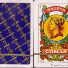 Barajas de cartas: CABITEL -TELEFONICA - BARAJA ESPAÑOLA 40 CARTAS. Lote 51928548