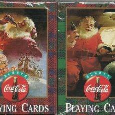 Barajas de cartas: COCA COLA - NOSTALGIA PLAYING CARDS. Lote 51929156