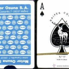 Barajas de cartas: MOTOR OSUNA - BARAJA POKER. Lote 51949163