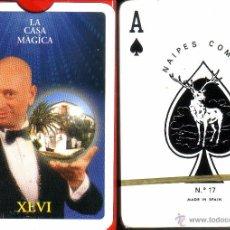 Barajas de cartas: LA CASA MAGICA - BARAJA POKER. Lote 51949417