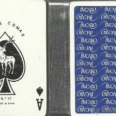 Jeux de cartes: BUCARO - LOMO GRIS - BARAJA DE POKER. Lote 51979161