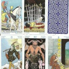 Barajas de cartas: TAROT UNIVERSAL. Lote 52076336