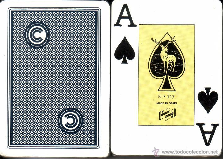 C - BARAJA POKER (Juguetes y Juegos - Cartas y Naipes - Barajas de Póker)