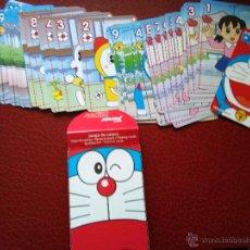Barajas de cartas: HERACLIO FOURNIER DORAEMON. Lote 52125797