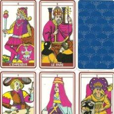 Barajas de cartas: TAROT - ARCANOS MENORES *** ENVIO CERTIFICADO GRATIS***. Lote 52135583