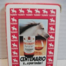 Barajas de cartas: BARAJA DE CARTAS FOURNIER CENTENARIO TERRY. Lote 52144717