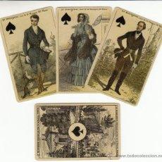 Barajas de cartas: BARAJA FRANCESA. Lote 52151152