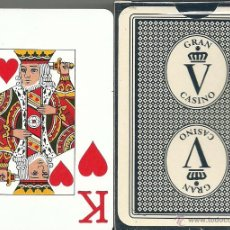 Barajas de cartas: GRAN CASINO - BARAJA POKER. Lote 52255446