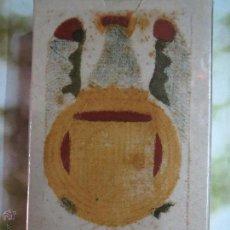 Barajas de cartas: BARAJA DE SANTILLANA ESPAÑA 1616,PRECINTADA FASCIMIL.. Lote 52272743