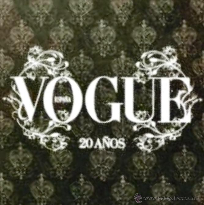 Barajas de cartas: Rara baraja de VOGUE con motivo de su 20 cumpleaños. Moda, fotografía, estilismo,modelos..famosas - Foto 6 - 48706743