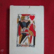 Barajas de cartas: BARAJA PIQUEZ ISLAS BRITANICAS XVIII. Lote 52414544