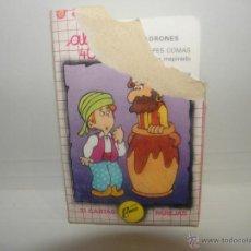 Barajas de cartas: BARAJA DE CARTAS ALI-BABA Y LOS 40 LADDRONES DE NAIPES COMAS. Lote 52463659