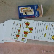 Barajas de cartas: BARAJA ESPAÑOLA PERFUMADA NAIPES HERACLIO FOURNIER LADY - 50 CARTAS . Lote 52525314