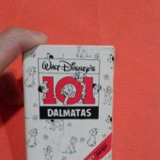 Barajas de cartas: BARAJA DE CARTAS 101 DALMATAS COMPLETA . Lote 52570724