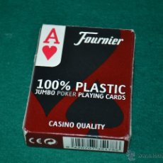Barajas de cartas: BARAJA DE POKER FOURNIER. Lote 52610639